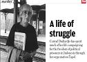 A life of struggle