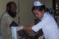 Kimanus Wenda's Tumour operation