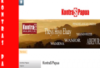 Papuan NGO launches new website