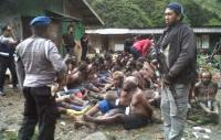 Utikini: Dozens arrested and hundreds flee homes