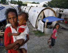 Report on East Timorese refugees in West Timor