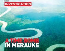 A Timebomb in Merauke